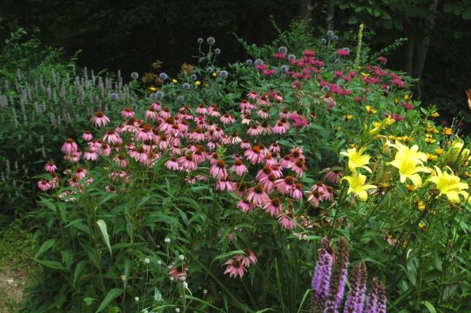 Memorial Garden-July 2011