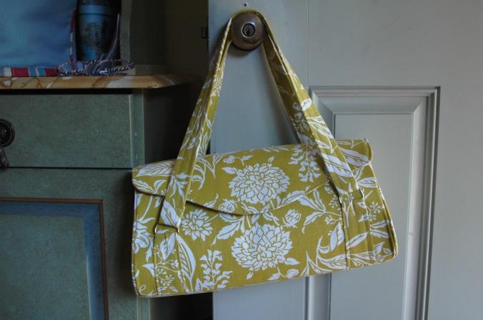 Amy Butler Blossom Bag